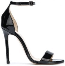 Marc Ellis - Sandali con cinturino alla caviglia - women - Leather/Patent Leather - 36, 37, 39, 40 - BLACK