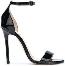 Marc Ellis - Sandali con cinturino alla caviglia - women - Leather/Patent Leather - 37, 38, 39, 40, 41 - Nero