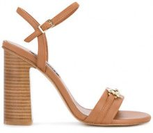 Senso - Sandali 'Xilo' - women - Calf Leather/Synthetic Resin/Kid Leather - 36, 37, 39, 41 - Marrone