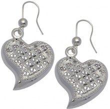 H. Gaventa Ltd - Orecchini pendenti da donna, argento sterling 925, cod. E-11539