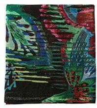 Desigual Foulard_ramona, Sciarpa Donna, Nero (Black 2000), Taglia unica (Taglia Produttore: U)