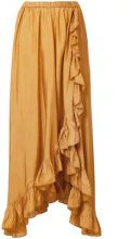 Mes Demoiselles - Gonna maxi - women - Silk - 38, 36, 40, 42 - BROWN