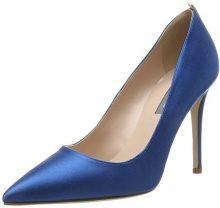SJP by Sarah Jessica Parker Fawn, Scarpe con Tacco Donna, Blu (Azzurro Blue Suede), 38 EU