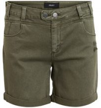 OBJECT COLLECTORS ITEM Simple Denim Shorts Women Grey