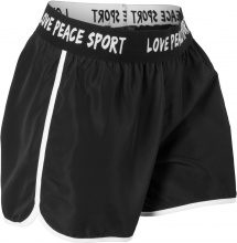 Pantaloncino sportivo leggero (Nero) - bpc bonprix collection