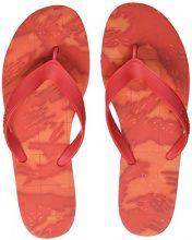 Reebok Cash Flip, Scarpe da Spiaggia e Piscina Donna, Rosso (Primal Red/Bright Lava/White), 38.5 EU