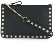 Valentino - Pochette 'Rockstud' - women - Leather - OS - BLACK