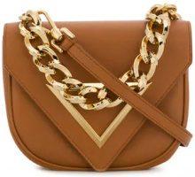- Giaquinto - Borsa a spalla 'Candy' - women - Nappa Leather - Taglia Unica - Marrone