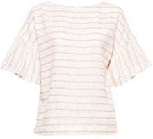 edc by Esprit 038cc1f004, Camicia Donna, Bianco (off White 110), X-Small