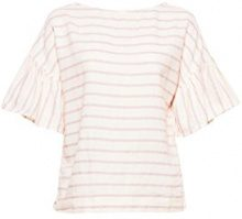 edc by Esprit 038cc1f004, Camicia Donna, Bianco (Off White 110), Medium