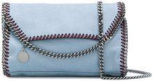 Stella McCartney - Borsa a spalla 'Falabella' - women - Artificial Leather - OS - BLUE