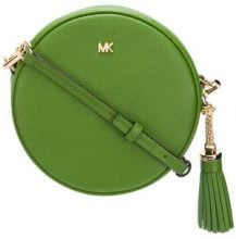 - Michael Michael Kors - Mercer medium crossbody bag - women - Leather - Taglia Unica - Verde