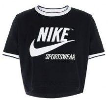 NIKE TOP CROP RIB ARCHIVE - TOPWEAR - T-shirts - su YOOX.com