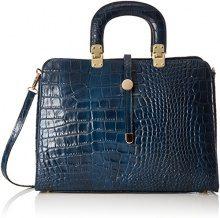 Chicca Borse 2130 Borsa a Mano, 36 cm, Blu