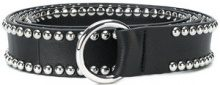 B-Low The Belt - Cintura con borchie - women - Leather - One Size - Nero