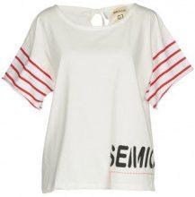 SEMICOUTURE  - TOPWEAR - T-shirts - su YOOX.com