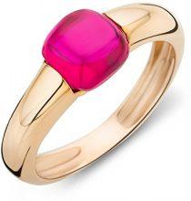 Miore Anelli Donna oro rosa 9 carati Quarzo