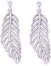Donne-orecchini Primavera frizzante Pandora 925 argento zircone - bianco 290584CZ