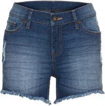 Hotpants di jeans (Blu) - RAINBOW