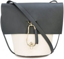 Zac Zac Posen - Belay crossbody bag - women - Calf Leather - OS - WHITE