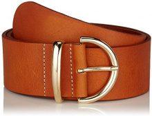 ESPRIT Accessoires 097ea1s010, Cintura Donna, Marrone (Rust Brown 220), (Taglia Produttore: Medium)