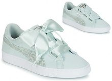 Scarpe Puma  BASKET HEART CANVAS W'S