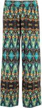 Pantaloni palazzo in maglina (Blu) - bpc bonprix collection