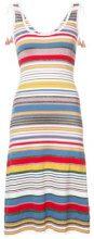 Veronica Beard - disco yarn stripe dress - women - Nylon/Viscose - XS - MULTICOLOUR