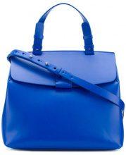 Nico Giani - Zaino - women - Leather - OS - BLUE