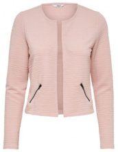 ONLY Zip Cardigan Women Pink