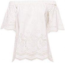 ESPRIT 058ee1f019, Camicia Donna, Bianco (Off White 110), 42