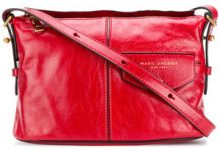 Marc Jacobs - The Vintage Side Sling crossbody bag - women - Leather - One Size - RED