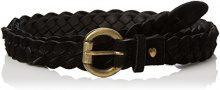 Twin Set AS8P2A, Cintura Donna, Nero, (Taglia produttore:S)