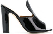 Paris Texas - Sandali con punta aperta - women - Leather/Patent Leather - 36, 37, 38, 40, 41 - BLACK