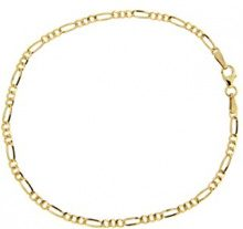 BOB C. 9 carati oro giallo FINENECKLACEBRACELETANKLET