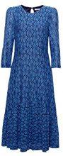 edc by Esprit 038cc1e027, Vestito Donna, Blu (Navy 400), 40 (Taglia Produttore: 34)