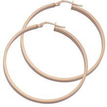 E-10467 - Orecchino da donna, oro rosa 9k (375)