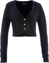 Cardigan tradizionale (Nero) - bpc bonprix collection