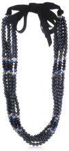 Schmuck-Art 30397 - Catenina con pendente da donna, palladio e plastica, 270 mm