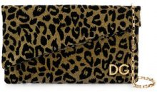 Dolce & Gabbana - Borsa Clutch 'DG Girls' - women - Polyamide/Polyester/Polyethylene/Polyurethane - One Size - Metallizzato