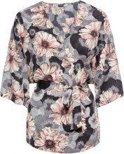 Giacca stile kimono con cintura (rosa) - BODYFLIRT