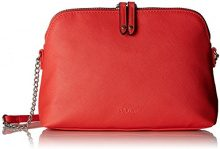 s.Oliver (Bags) 39.804.94 1/335 - Borse a tracolla Donna, Rosso (Scarlet), 6x18x24 cm (B x H T)