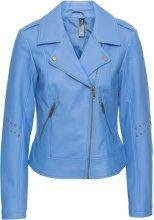 Giacca biker con borchie (Blu) - RAINBOW