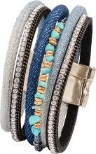 Bracciale di jeans (Blu) - bpc bonprix collection