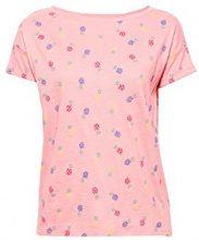 edc by Esprit 058cc1k099, T-Shirt Donna, Rosa (Pink 670), XX-Large