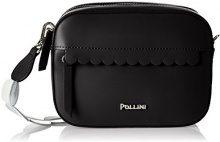 Pollini Bag - Borsette da polso Donna, Nero, 1x1x1 cm (B x H T)