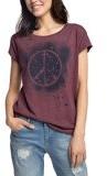 edc by Esprit - 076cc1k001, T-Shirt Donna