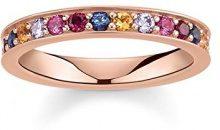 THOMAS SABO Piercing ad anello argento - TR2147-068-7-56
