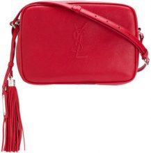 Saint Laurent - Lou camera bag - women - Calf Leather - One Size - RED