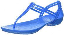 Crocs 202467, Sandali Donna, Blu (Blue), 36-37 EU